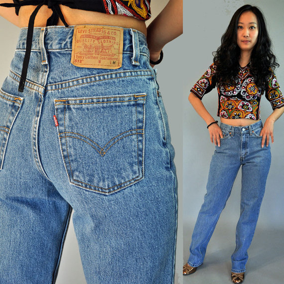 Stores with high waisted jeans – Global fashion jeans models